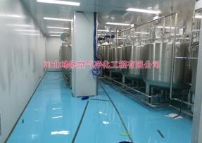 河北医疗器械行业净化车间洁净厂房设计施工