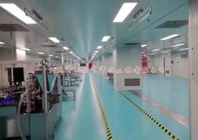 河北石家庄电子净化厂房装修工程峰帆净化(电话)品质