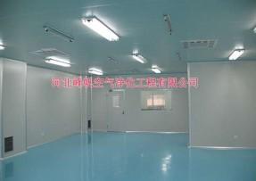 河北保定茶制品净化厂房茶饮料净化车间无尘净化工程设计施工