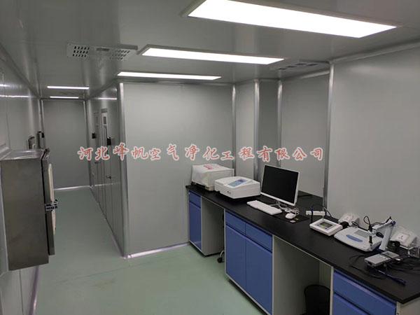 石家庄军特电子净化厂房二期改造工程